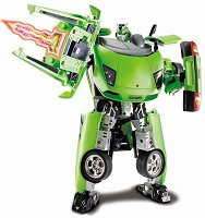 """Lamborghini Murcielago - Трансформираща се играчка от серията """"RoadBot"""" - играчка"""