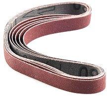 Комплект шлифовъчни корундови ленти - Консуматив за мини лентов шлайф BS/E - продукт