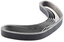 Комплект шлифовъчни карбидни ленти - Консуматив за мини лентов шлайф BS/E - продукт