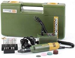 Комплект мини бормашина/шлифовалка 50/Е с адаптер и накрайници - Инструменти за моделизъм - продукт