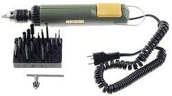 Комплект електрическа мини отвертка MIS 1 с накрайници - Инструменти за моделизъм -