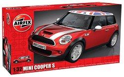 Автомобил - Mini Cooper S -
