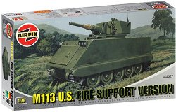 Бронеттранспортьор - M113 U.S. Fire Support Version - Сглобяем модел -