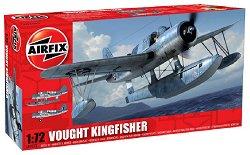 Разузнавач - Vought Kingfisher - Сглобяем авиомодел -