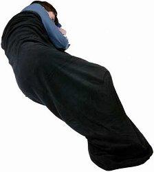 Спално бельо от микрофлийс - Аксесоар за спален чувал тип мумия