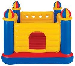 Детски батут - Замък - Надуваема играчка - играчка