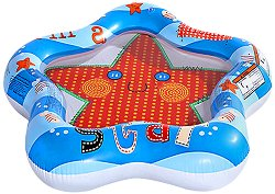 Детски басейн - Звездичка - Надуваема играчка -