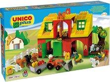 Голяма Ферма - Детски конструктор - творчески комплект