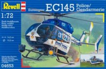 Полицейски хеликоптер - EC 145 Polizei/Gendarmerie - Сглобяем модел - макет