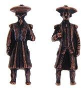 Кормчия - Комплект от 2 фигури - макет