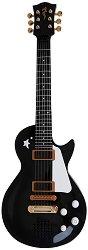 Електрическа китара - Детски музикален инструмент - играчка