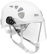 Vizion - Подвижен предпазен шлем за каска