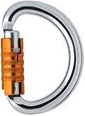 Omni Triact-Lock - Полукръгъл карабинер с автоматична муфа