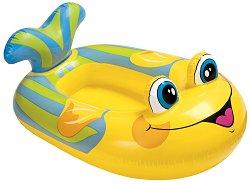 Детска лодка - Рибка - Надуваема играчка - надуваем пояс