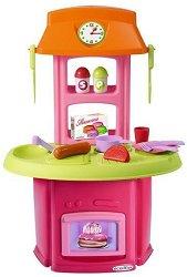 Детска мини кухня - С аксесоари - творчески комплект