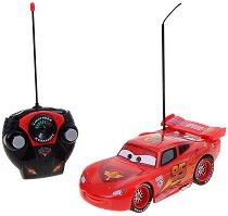 """Маккуин Светкавицата - Кола с радиоуправление от серията """"Колите"""" -"""