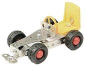 Кола - Метален конструктор - играчка