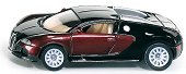 """Автомобил - Бугати Вейрон EB16,4 - Метална количка от серията """"Super: Private cars"""" - играчка"""