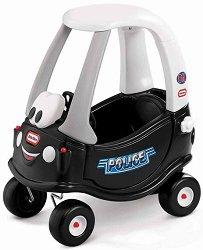 Детска кола за каране - Полицейски патрул - играчка