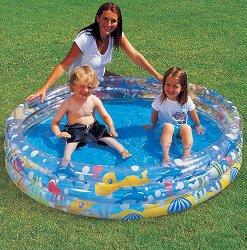 Детски басейн - Надуваема играчка -