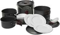 Алуминиеви съдове за хранене - Family - Комплект от 16 части -