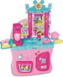 """Детска кухня - Мини Маус - Комплект с аксесоари от серията """"Мики Маус"""" - играчка"""