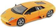 Автомобил - Lamborghini Murcielago LP640 - Метална количка -