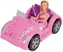 """Стефи с Кабриолет - Кукла от серията """"Steffi Love"""" -"""