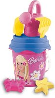 Комплект за игра с пясък - Барби - детски аксесоар