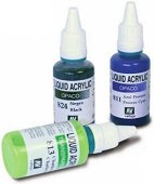 Акрилна боя - Liquid Acrylic - Шишенце от 32 ml и 200 ml