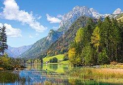 Планински резерват в Алпите - пъзел