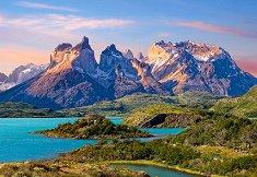 Торес дел Пайне - Патагония, Чили - пъзел