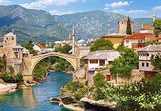 Мостар, Босна и Херцеговина - пъзел