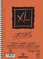 Скицник - Croquis XL