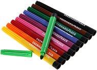 Флумастери - Комплект от 10 цвята