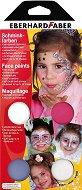 Бои за рисуване върху лице - Да бъдем красиви - Комплект от 4 цвята