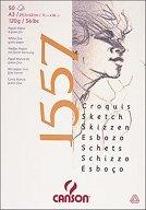 Скицник - 1557 Croquis - Плътност на хартията 120 g/m² - продукт
