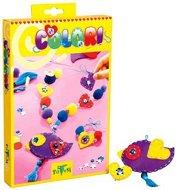 Създай сама - Цветни бижута - играчка