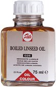 Варено ленено масло - Шишенце от 75 ml, 250 ml