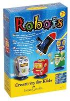 """Създай сам роботи - Творчески комплект от серията """"Creativity for Kids"""" - продукт"""