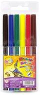 Флумастери - Комплект от 6, 12, 18 или 24 цвята