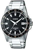 "Часовник Casio Collection - MTP-1290D-1A2VEF - От серията ""Casio Collection"""