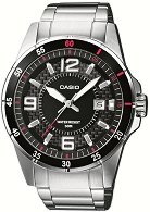 "Часовник Casio Collection - MTP-1291D-1A1VEF - От серията ""Casio Collection"""