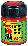 Матова акрилна боя - Decormatt