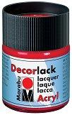 Акрилна боя с гланцов ефект - Decorlack - Бурканче от 15 ml и 50 ml