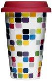 Чаша с капаче за път - Pix