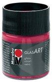 Боя за стъкло - GlasArt - прозрачни цветове - Бурканче от 15 ml и 50 ml