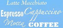 Шаблон - Кафе