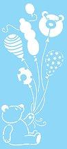 Шаблон - Мече с балони