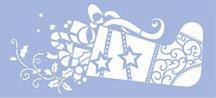 Шаблон - Коледни подаръци